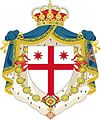 Wappen - Sacro Ordine Dinastico, Militare e Ospedaliero della Milizia di Gesù Cristo e di Santa Maria Gloriosa.jpg