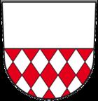 Das Wappen von Fridingen an der Donau