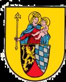 Wappen der Gemeinde Hallgarten