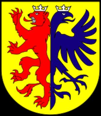 Kirchberg, St. Gallen - Image: Wappen Kirchberg