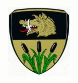 Röhrmoos - Image: Wappen roehrmoos