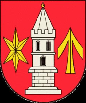 Strehla - Image: Wappen strehla