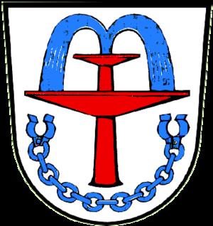 Bad Füssing - Image: Wappen von Bad Füssing