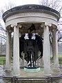 War memorial in the Quarry Park - geograph.org.uk - 1728028.jpg
