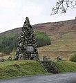 War memorial to the Men of Glen Lyon - geograph.org.uk - 443682.jpg