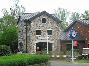 Brookdale Community College - The Warner Student Life Center at the Lincroft campus