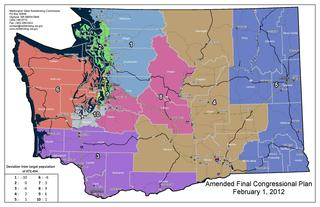 Washington\'s congressional districts - Wikipedia