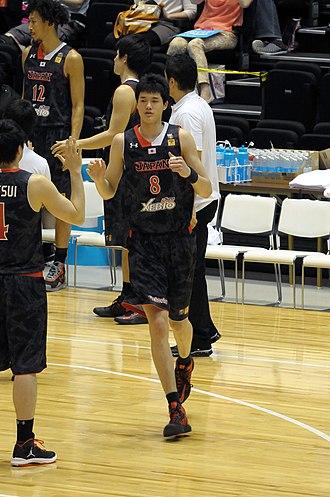 Yuta Watanabe - Watanabe with the Japanese national team