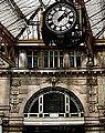 Waterloo Station Clock 4887893392.jpg