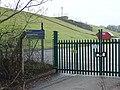 Waterworks on Brayton Barff - geograph.org.uk - 644682.jpg