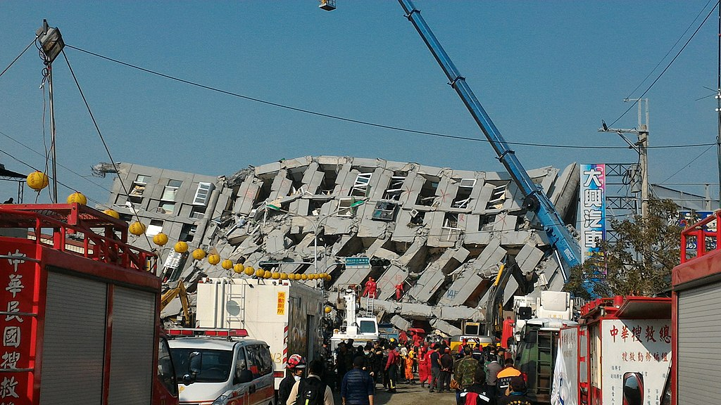 MercatorNet: Tragedy in Taiwan: Collapse of the Golden