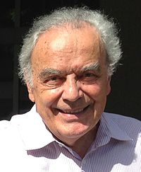 Werner Arber at Biozentrum, University of Basel (cropped).jpg