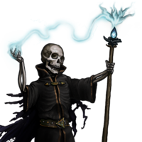 Lich de The Battle for Wesnoth