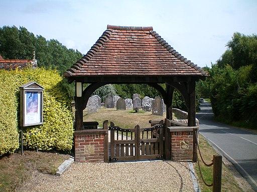 West Itchenor lych gate