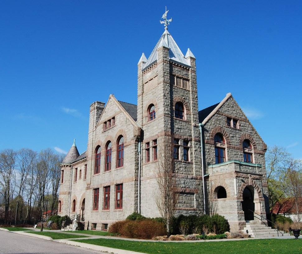 West Kingston Courthouse