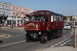Weston-super-Mare Knightstone Road - Crosville's Elizabeth (GT2827).JPG