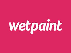 Wetpaint - Image: Wetpaint logo 2015