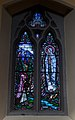 Wexford Church of the Assumption North Aisle Window Our Lady of Lourdes 2010 09 29.jpg