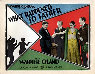<i>What Happened to Father?</i> (1927 film) 1927 film