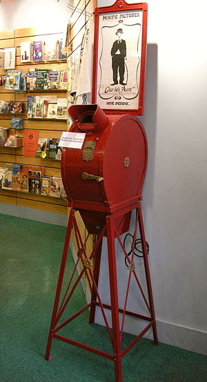 Mutoscope - Mutoscope at Herne Bay Museum