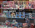 Where is the border between art and this shop ? (Venise) (10184434633).jpg