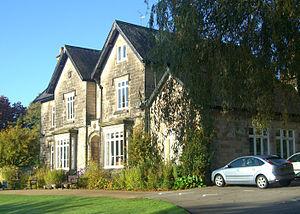 Whirlow - Whirlow Grange.