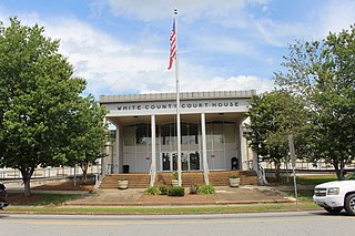White County, Georgia County in Georgia, United States