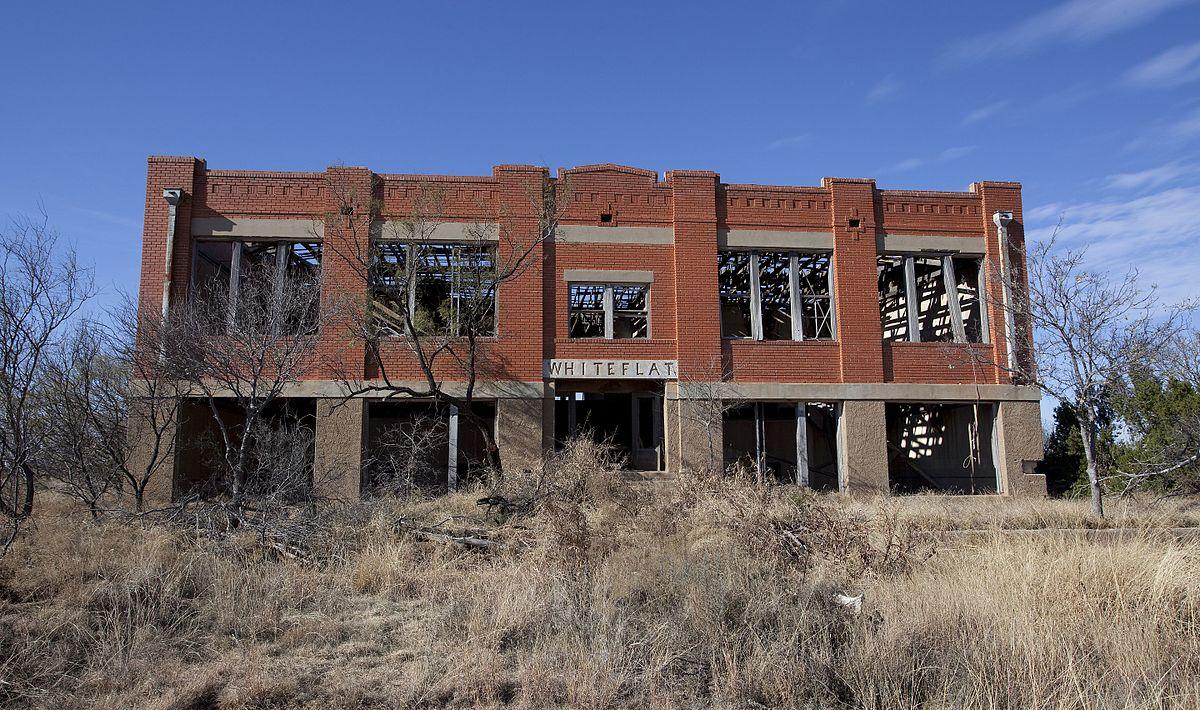 Whiteflat Texas Wikipedia