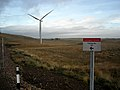 Whitelee Windfarm, Turbine No 68 - geograph.org.uk - 1542089.jpg