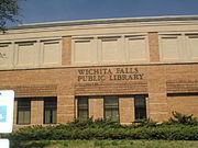 Wichita Falls Public Library, TX, IMG 6888