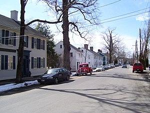 Wickford, Rhode Island - Image: Wickford Rhode Island in 2009