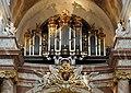 Wien - Karlskirche, Orgel.JPG
