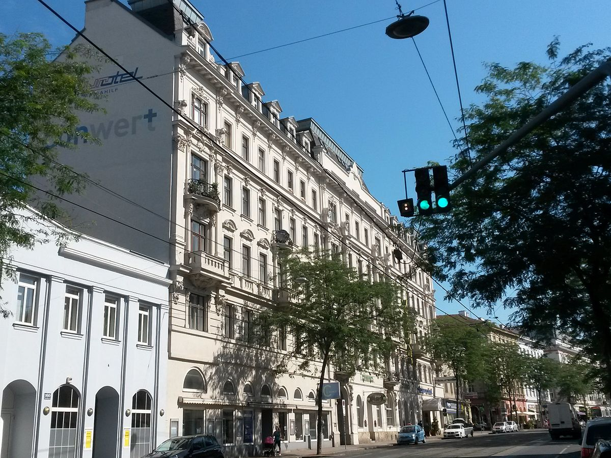 Hotel Wien Tourotel Mariahilf