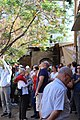 Wiki Loves Monuments 2016 in Israel Tour of the Lehi Museum IMG 1216.JPG