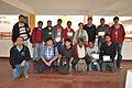 Wikipedia Academy Team with Certificate Awardees - Vikramshila - Indian Institute of Technology - Kharagpur - West Midnapore 2015-01-24 5077.JPG