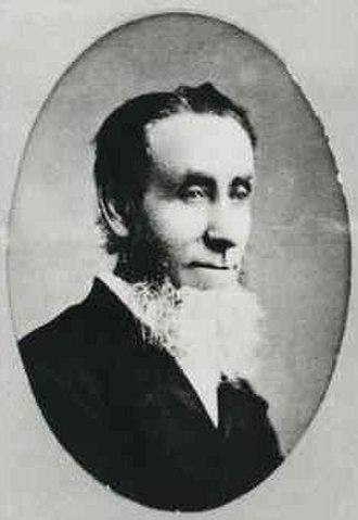 William Finlayson (churchman) - William Finlayson ca. 1875
