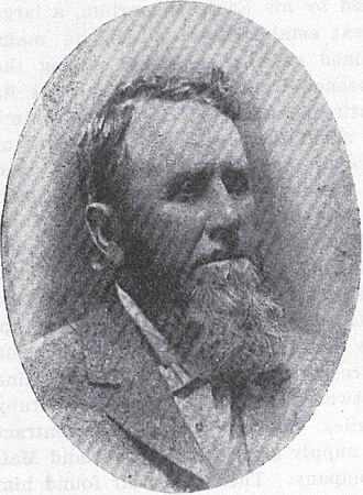 William Jennings (mayor) - Image: William Jennings