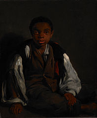 The Black Boy