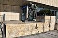William Shakespeare Statue in Budapest, Hungary (Ank Kumar) 01.jpg