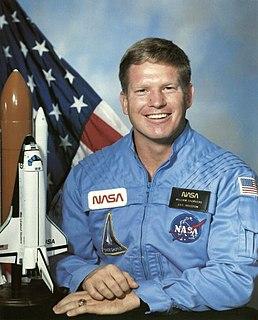 William Shepherd American astronaut