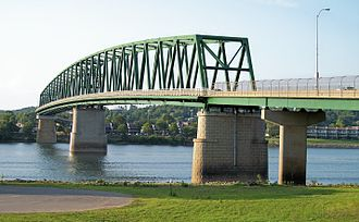 Williamstown, West Virginia - Williamstown Bridge