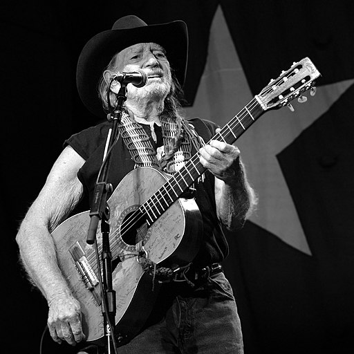 Willie Nelson in Redmond, Washington 2008