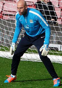 Willy Caballero (2014)