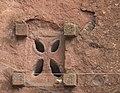 Window Detail, Church of Bet Meskel, Lalibela, Ethiopia (3222762809).jpg