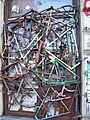 Window with bicycle fragments.jpg