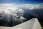 Wingseat view of mountains in the region of Skardu.jpg