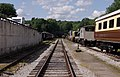 Wirksworth railway station MMB 07.jpg
