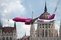 HA-LYA - A320 - Wizz Air