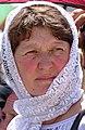 Woman at Celebration of Christianization of Rus' (July 28) - Kiev - Ukraine - 01 (42975910574).jpg