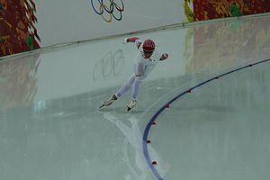 Speed skating at the 2014 Winter Olympics – Women's 3000 metres - Olga Graf